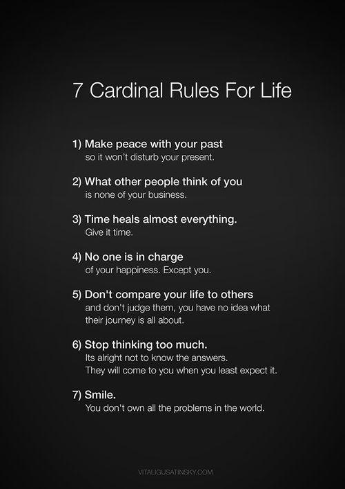 6 cardinal