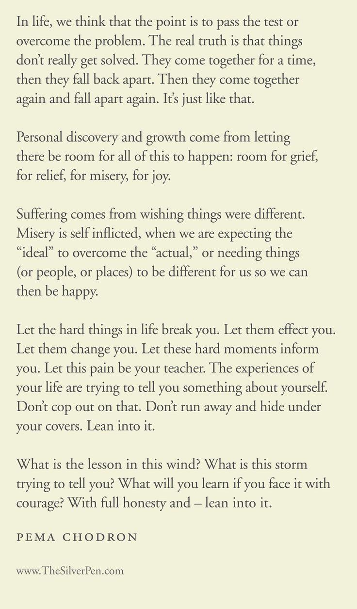 Pain - lesson