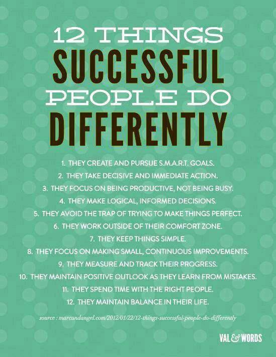 Success 12